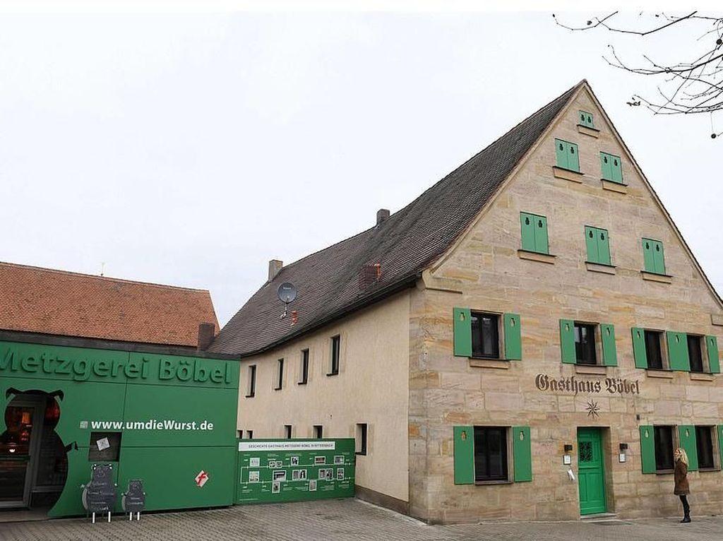 Foto: Hotel Bertema Sosis Bratwurst di Jerman