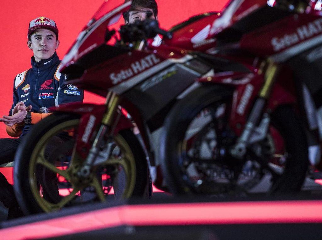 MotoGP Qatar Selalu Spesial untuk Marquez