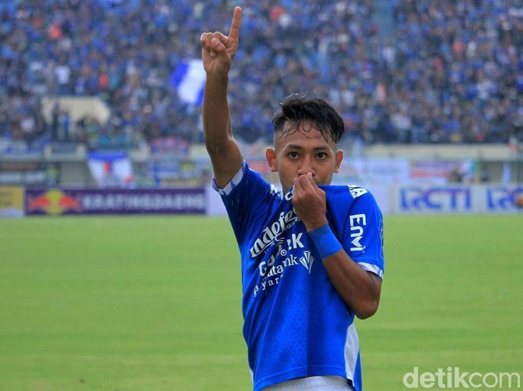 Dipanggil Timnas U-19, Beckham Putra Absen Bela Persib Bandung di Malaysia