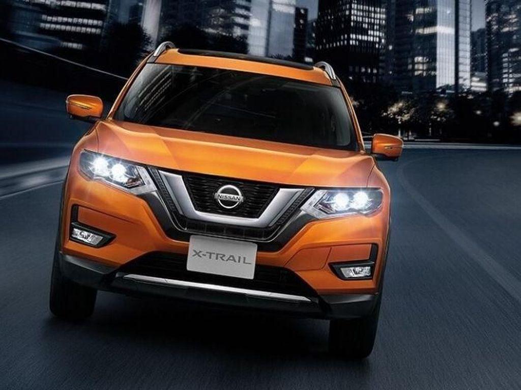 Nissan X-Trail Kini Lebih Kece