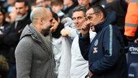 Sarri dalam Tekanan, Guardiola: Tahun Pertama Memang Selalu Sulit