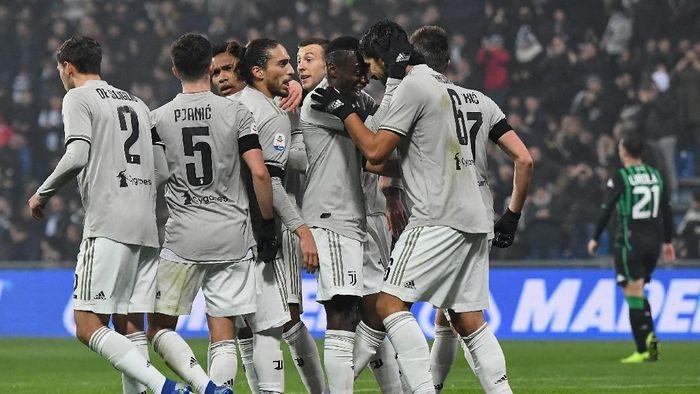 Juventus belum terkalahkan di Serie A musim ini. (Foto: Alessandro Sabattini/Getty Images)