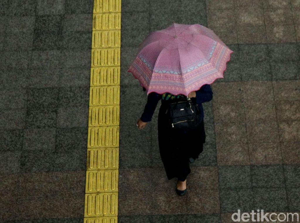 Angin Monsun Asia Bikin Yogya Hujan Sedang-Lebat hingga 12 Januari