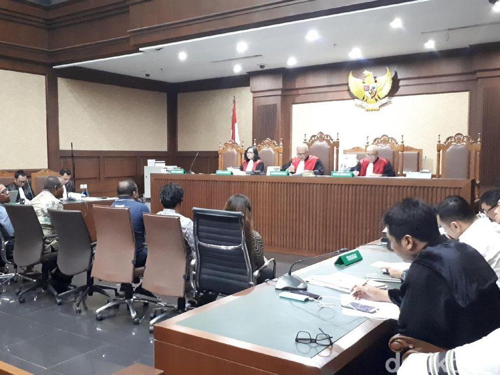 Jaksa Tanya Saksi Soal Catatan Rp 1 M ke Zal Asisten Nasir Djamil