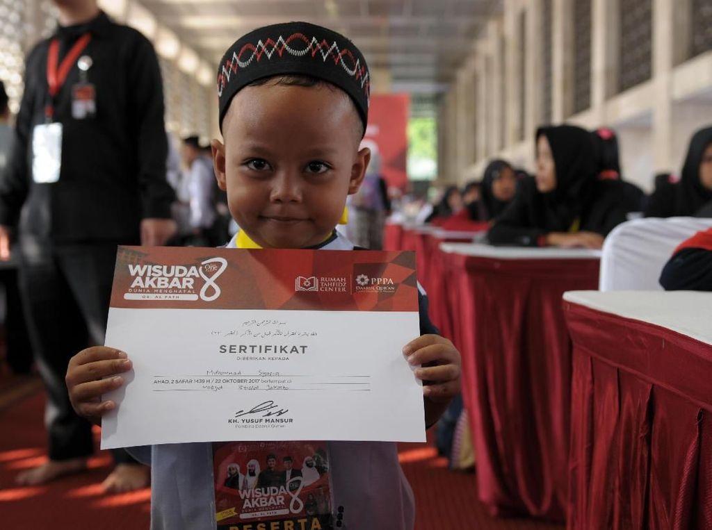 Daarul Quran Lahirkan Puluhan Ribu Hafiz & Bangun 11 Kampung Quran