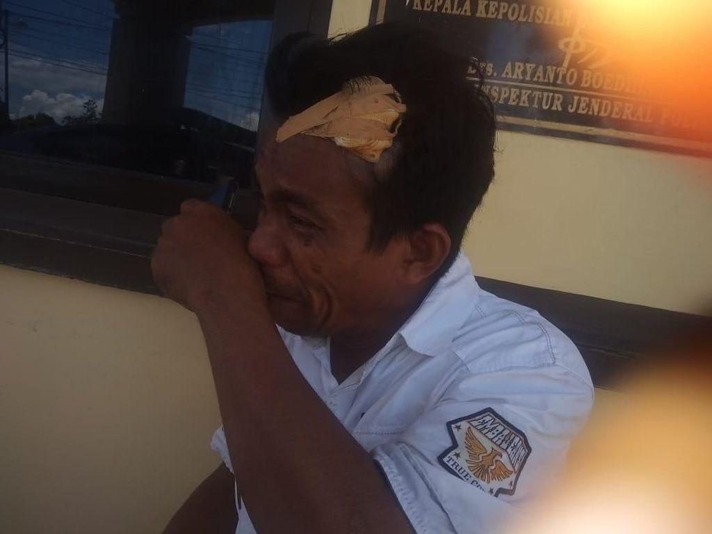 Cleaning Service SMP Negeri di Sulsel Dikatai Anjing dan Dikeroyok Siswa
