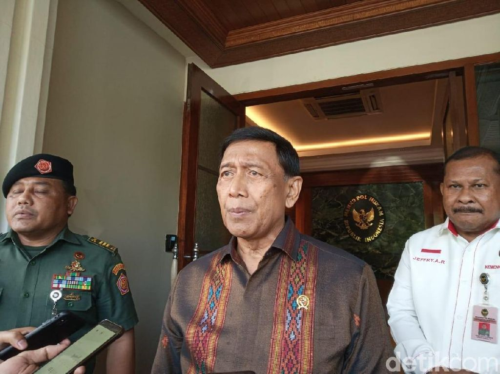 Ditantang Kivlan Zen Debat, Wiranto Anggap Komentarnya Sudah Cukup