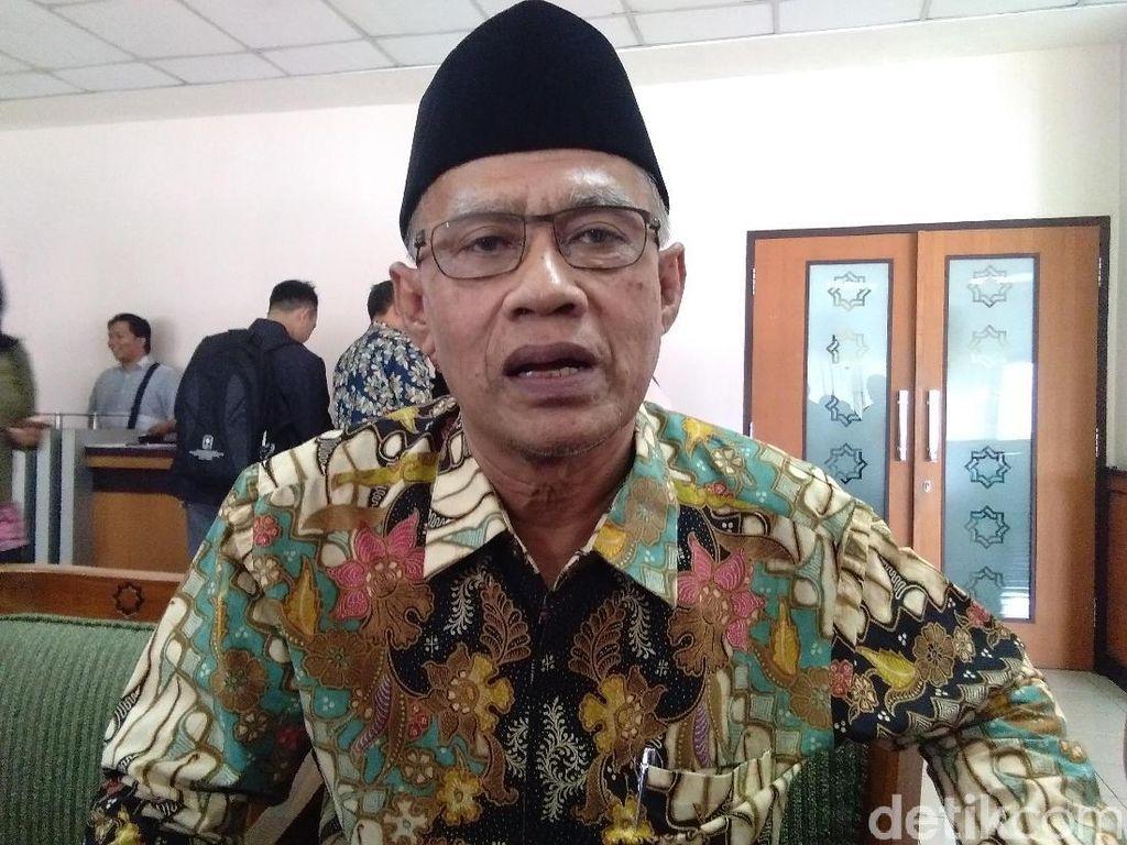 Muhammadiyah Minta Polisi Tak Represif Tangani Demo, Hormati Rumah Ibadah