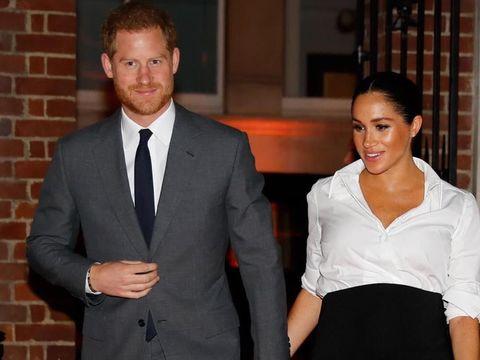 Pangeran Harry & Meghan Markle