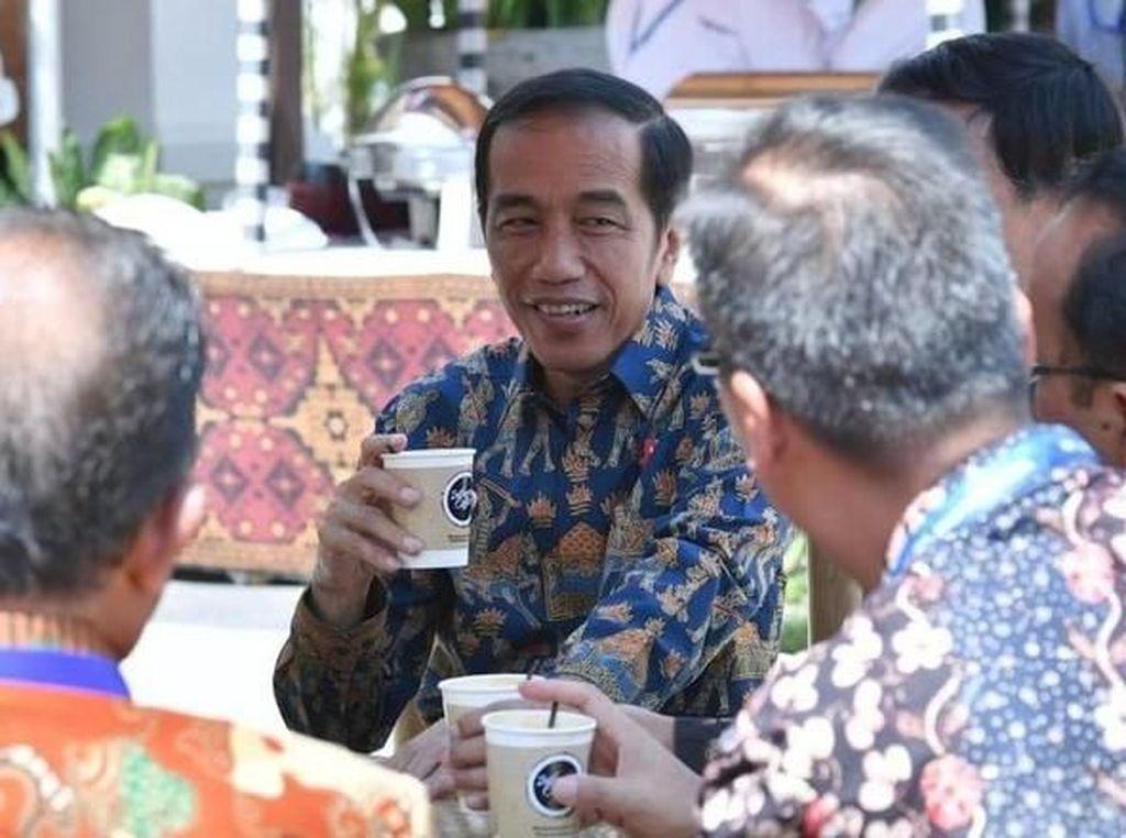 Jokowi Mau Luncurkan Kopi Mantap, Apa Itu?