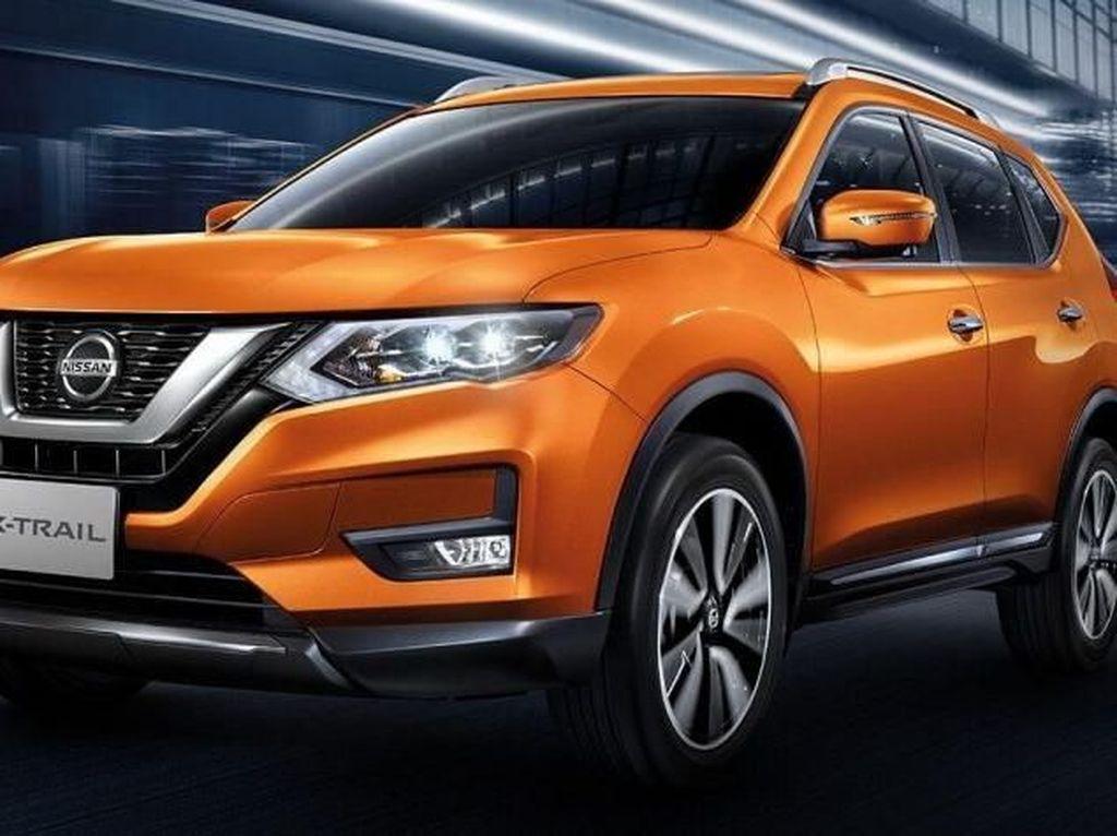 Nissan Suntik Mati X-Trail?
