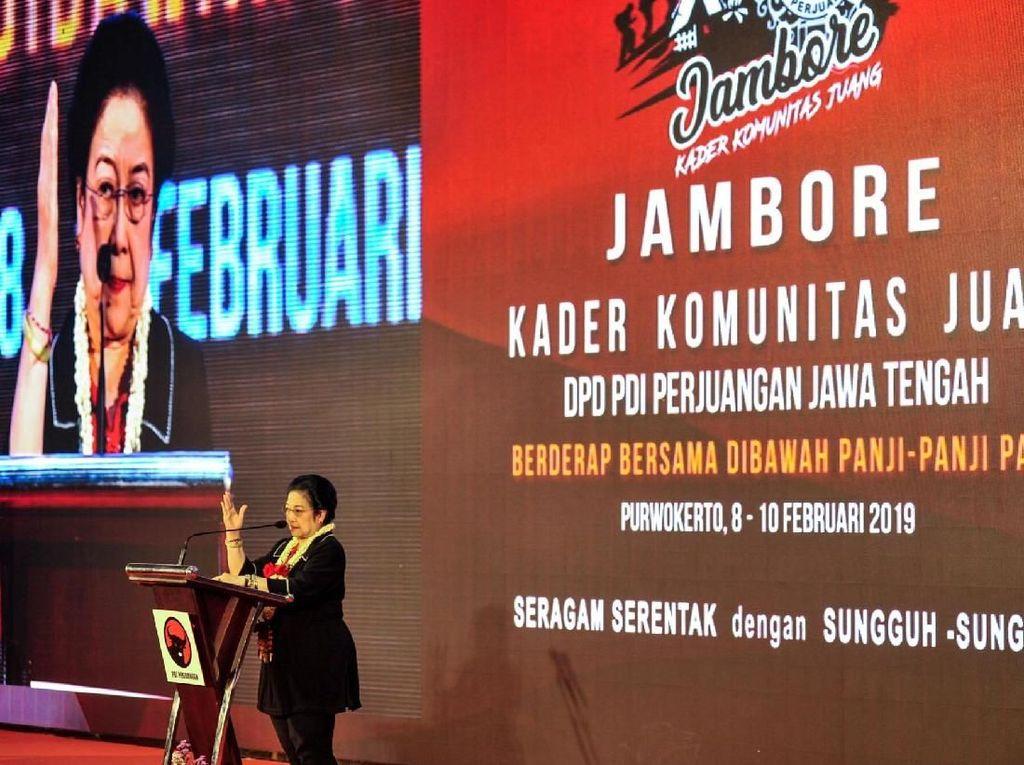 Megawati Bakar Semangat Komunitas Juang Berantas Hoax