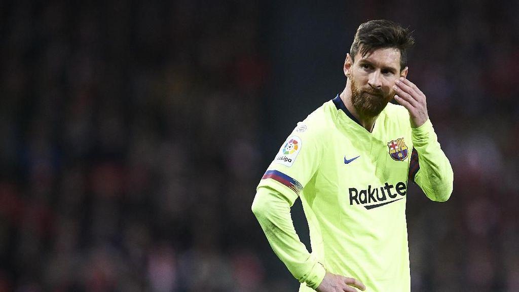 Pelatih Lyon: Mematikan Ruang Gerak Messi Itu Sudah Kuno