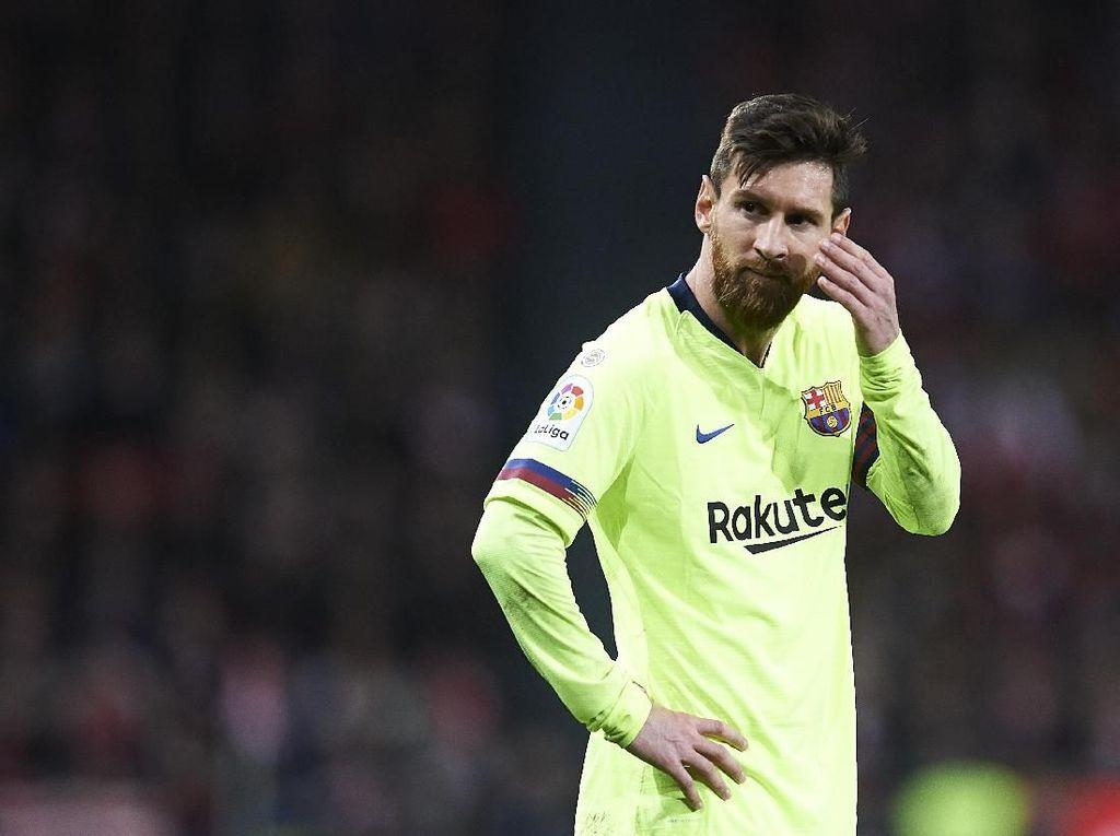 Kondisi Messi Bagaimana Sih, Valverde?