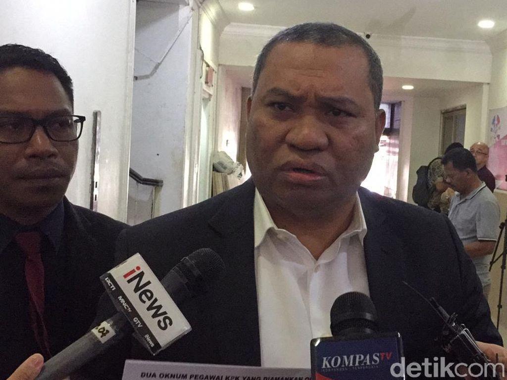 Pemprov Papua akan Adukan KPK ke Komisi III DPR