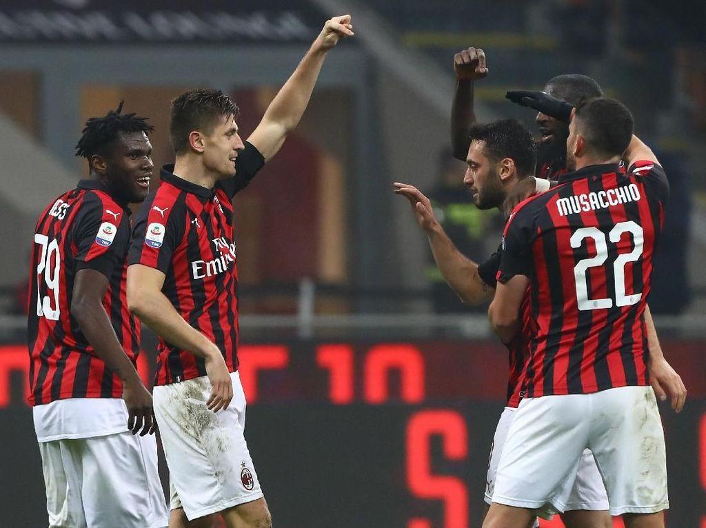 Milan Mesti Kembali ke Habitatnya: Liga Champions