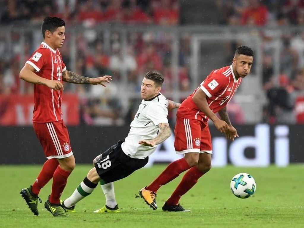 Optimisme Bayern Singkirkan Liverpool