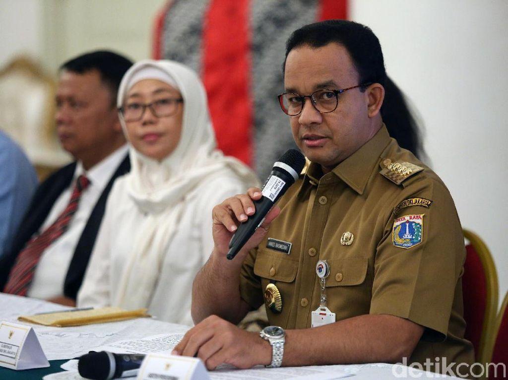 Anies Lapor ke Warga DKI: Dewan Anda Ingin Punya Saham Bir Terus