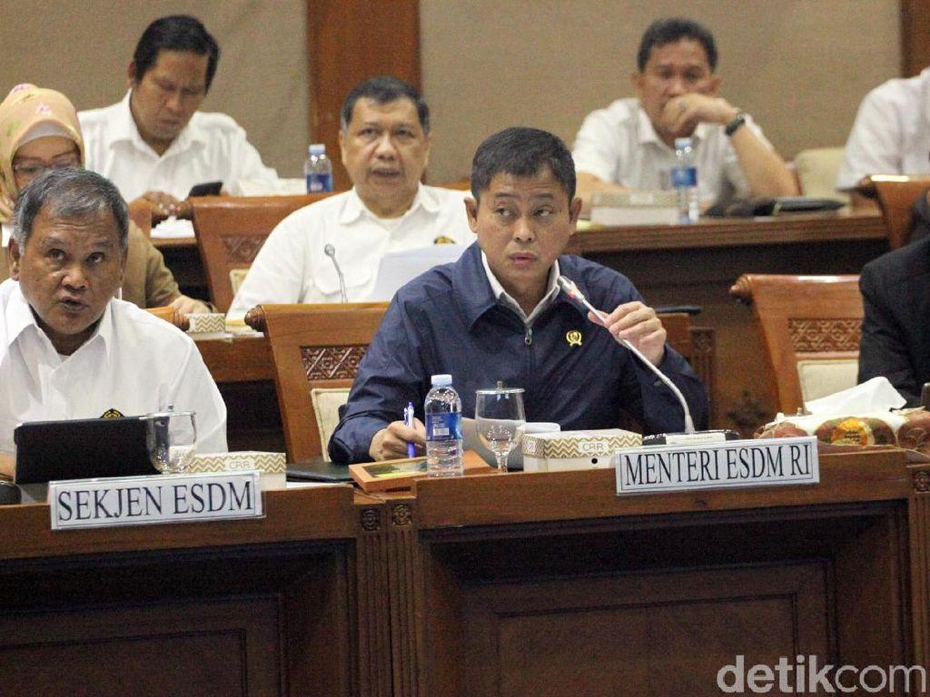 Jonan Debat Lagi dengan Komisi VII DPR soal Tarif Listrik Tak Naik