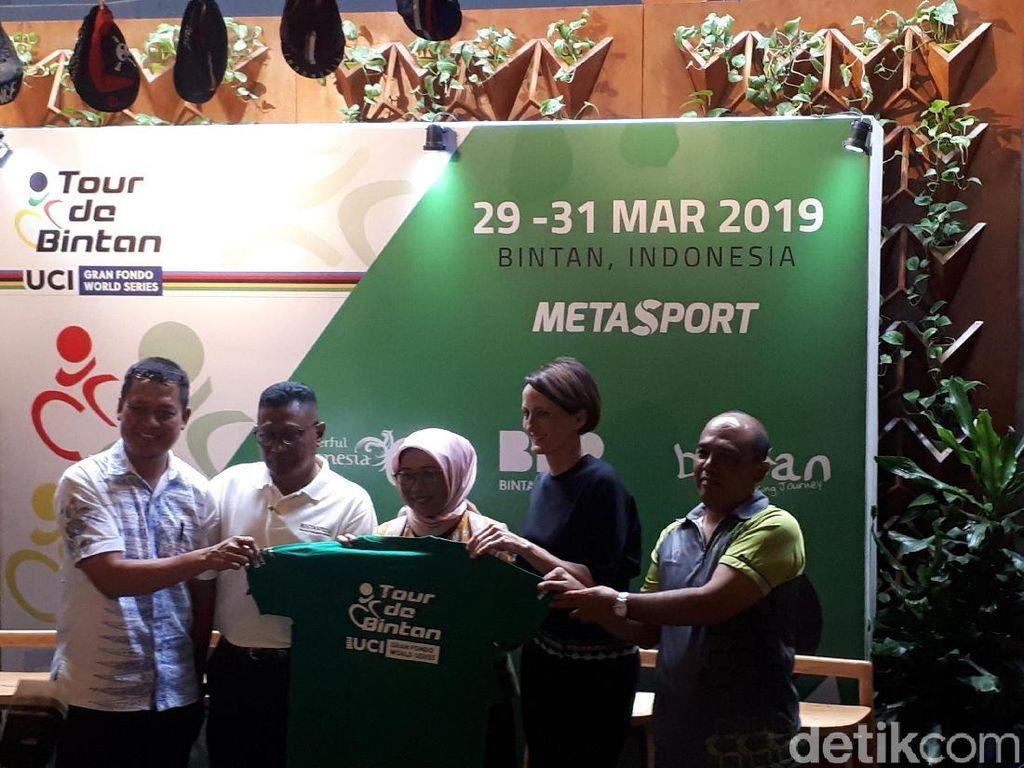 Tour de Bintan 2019 Perebutkan Tiket UCI Gran Fondo di Polandia
