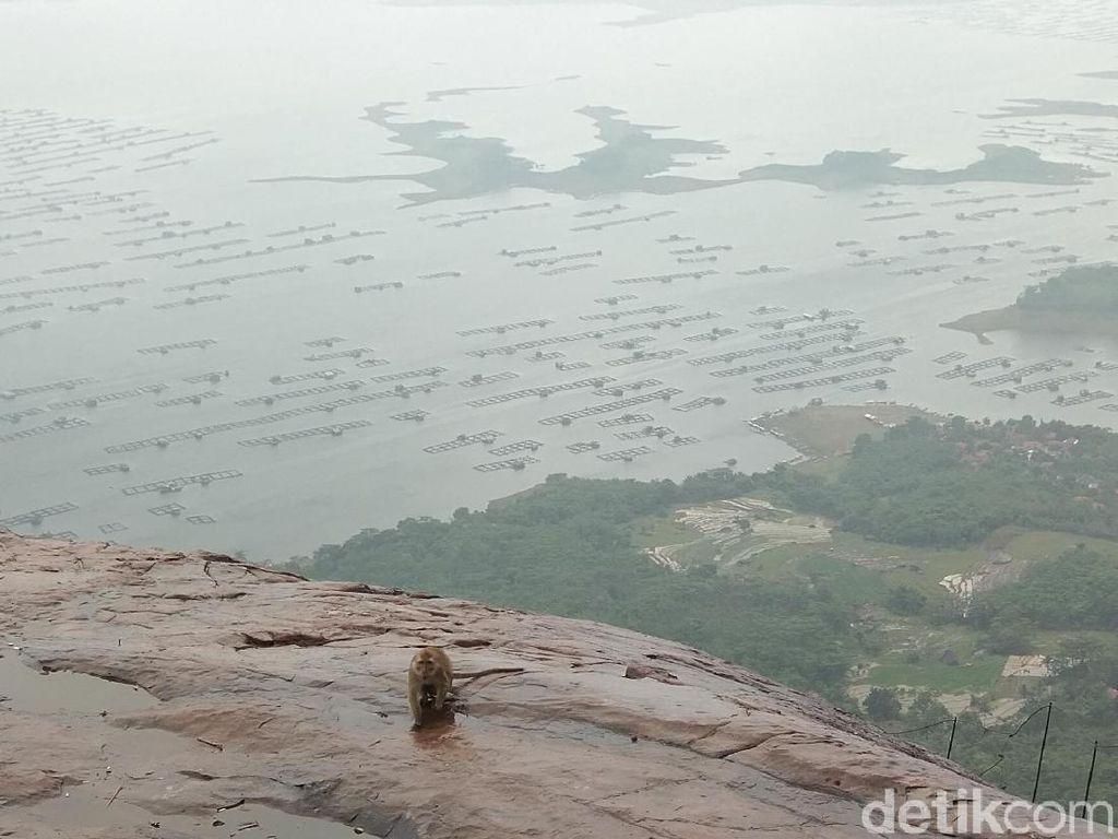 Foto: Pesona Eksotis Gunung Lembu & Waduk Jatiluhur