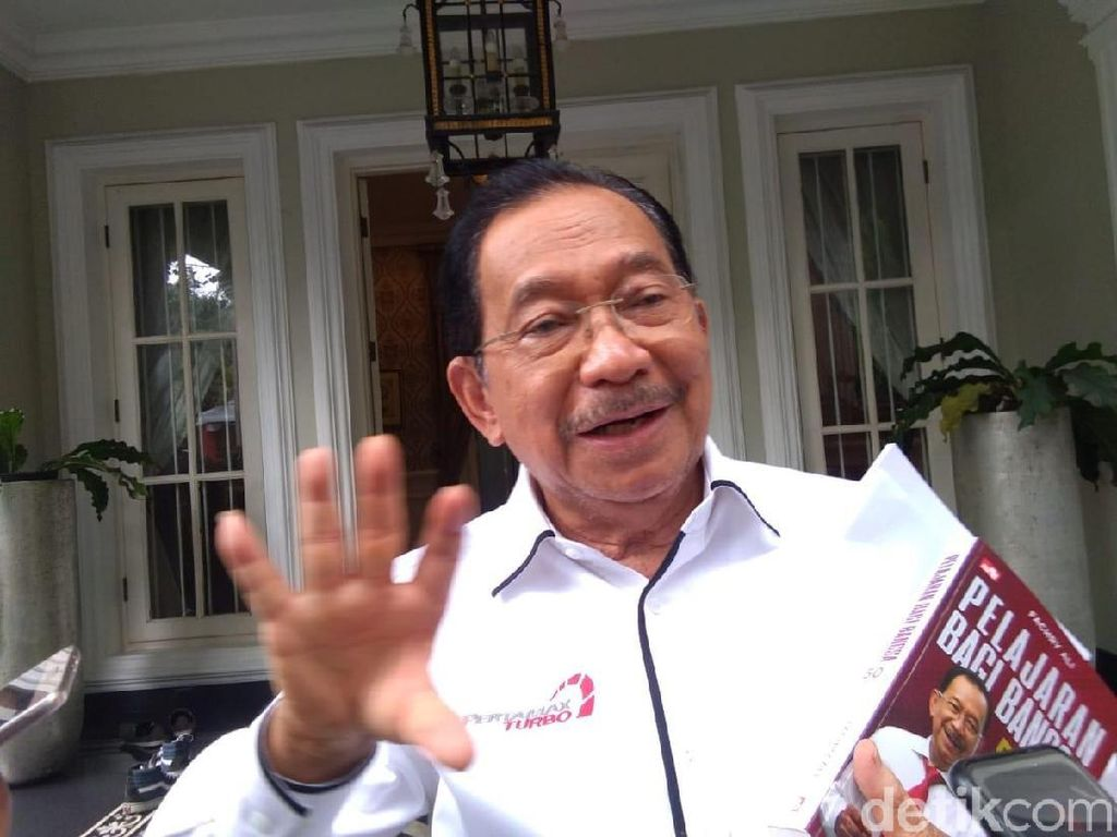 Menteri BUMN Orba Sebut Langkah Jokowi Bangun Infrastruktur Sudah Tepat