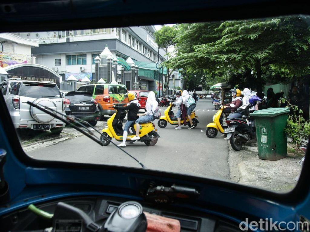 Tidak Punya Izin Operasi, Migo Haram Beredar di Jalan Raya