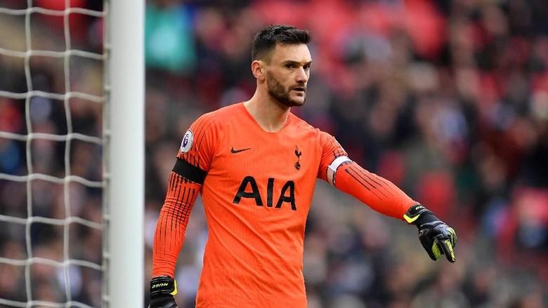 Jumpa Dortmund, Lloris Berharap Tuah Wembley untuk Spurs