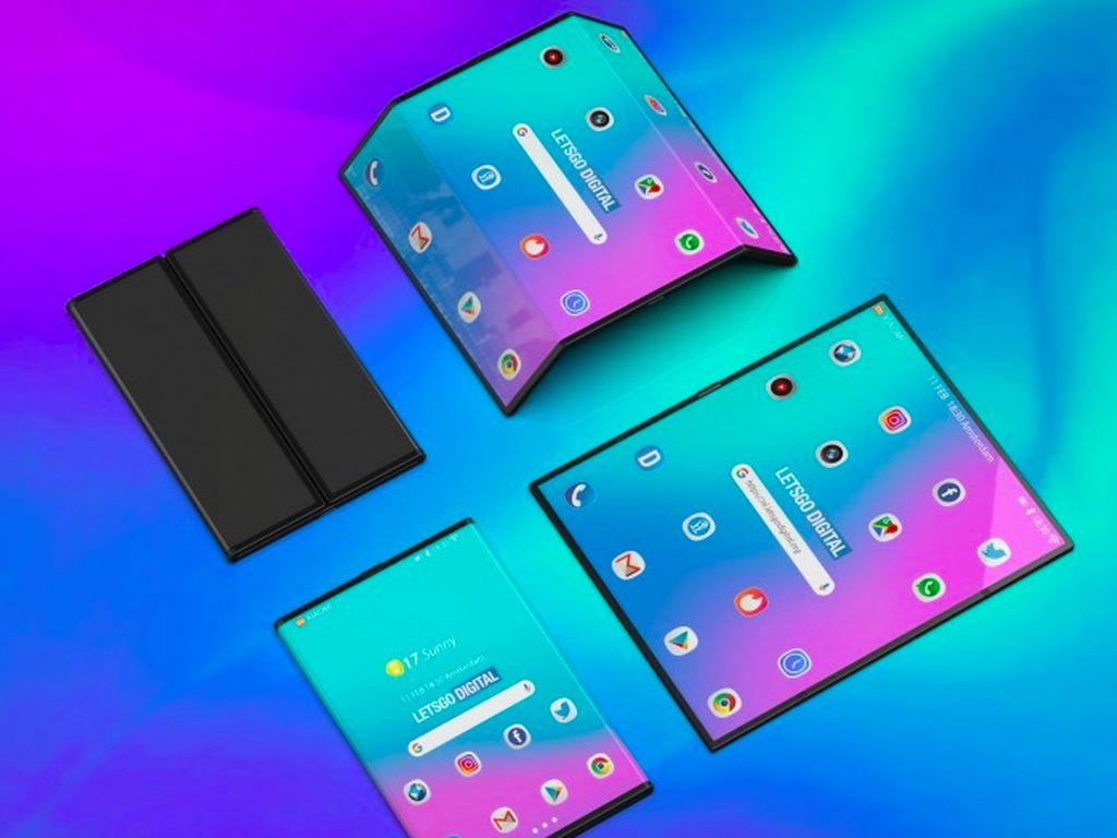 Ponsel Layar Lipat Xiaomi Cuma Rp 14-15 Jutaan?