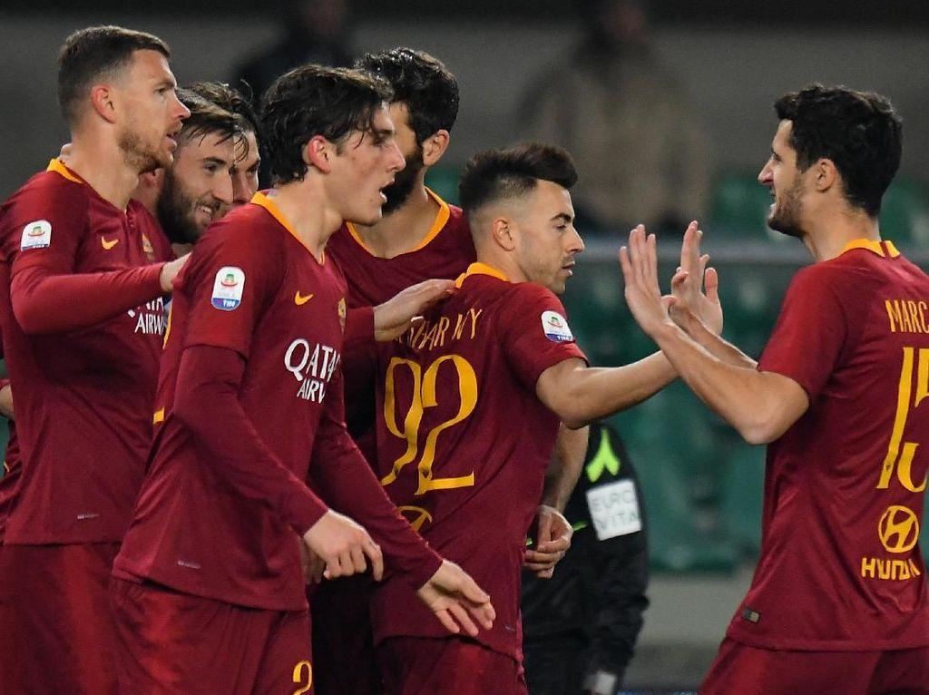 Roma vs Porto: Serigala Ibu Kota Mencari Obat Luka di Eropa