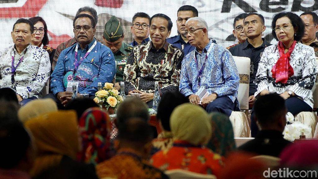 Jokowi Buka Rembug Nasional Pendidikan dan Kebudayaan