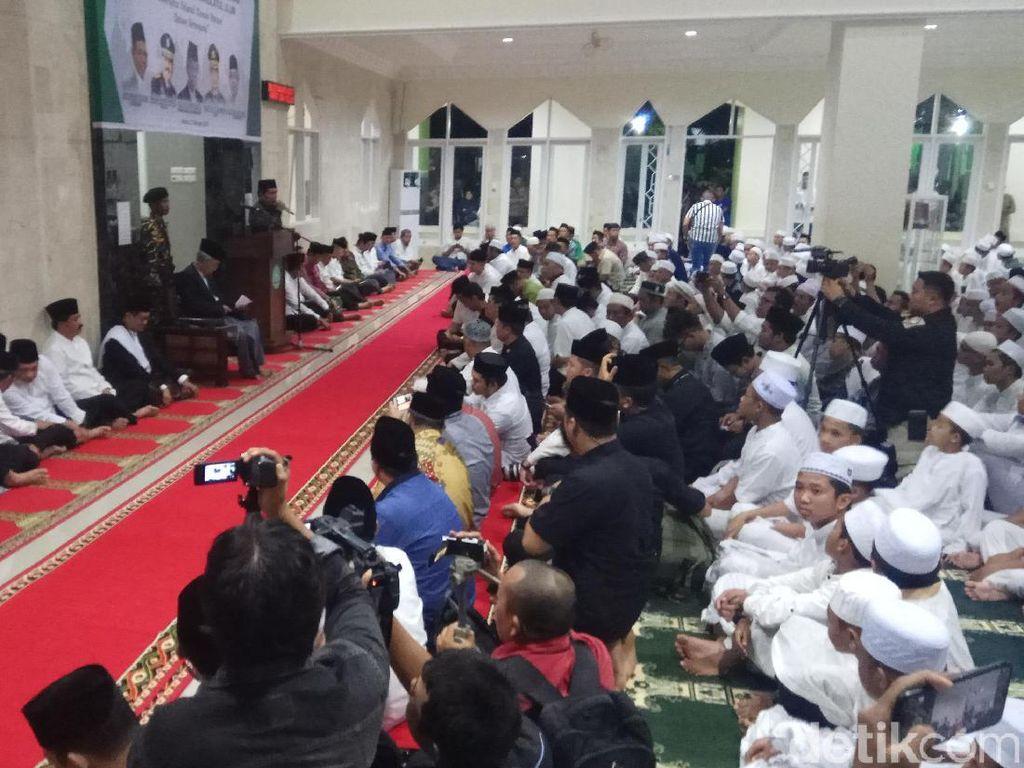 Panglima TNI hingga Kapolri Sowan ke Ketua MUI Sulsel
