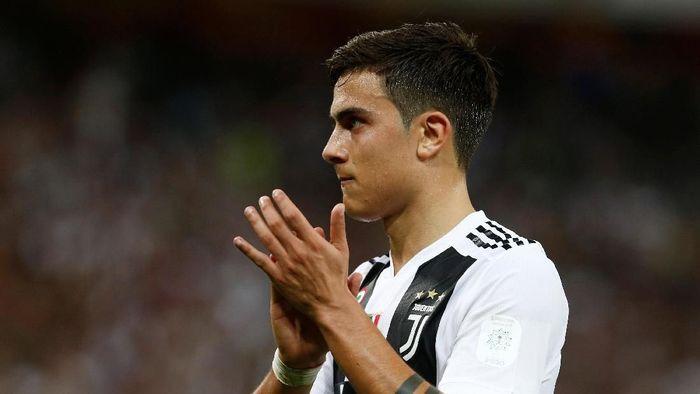 image of Juventus Dikabarkan Siap Melepas Strikernya, Paulo Dybala