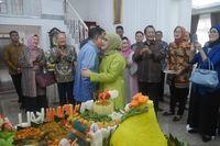 Perayaan ini digelar di kediaman JK di Menteng, Jakpus.