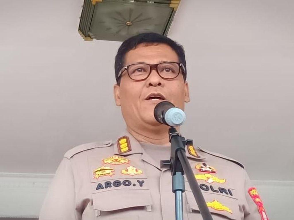 Polisi Siapkan 40 Ribu Personel Gabungan Amankan Kampanye Jokowi di GBK