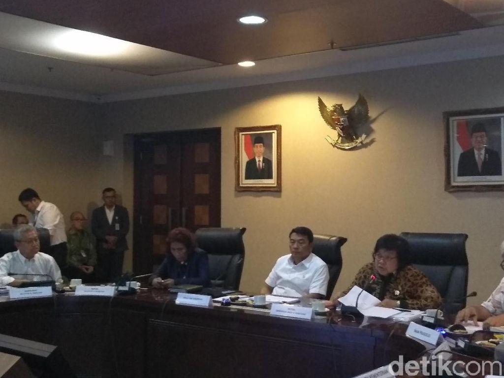 Menteri LHK: Presiden Perintahkan 10 Kali Lipat Lakukan Penanaman Pohon