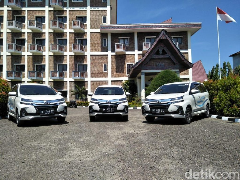 Penjualan Daihatsu Turun Drastis di IIMS 2019