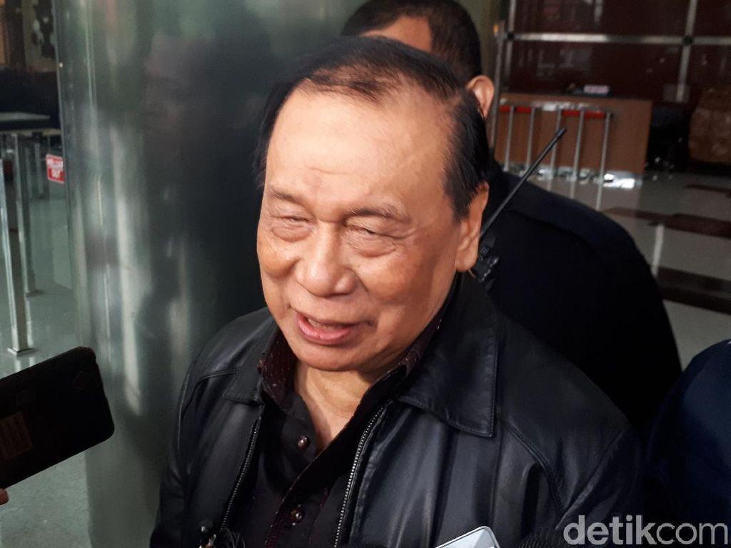 Ketua Komisi III DPR Irit Bicara Usai 5 Jam Diperiksa KPK