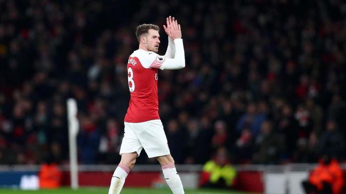 Aaron Ramsey gabung Juventus mulai musim depan (Clive Rose/Getty Images)