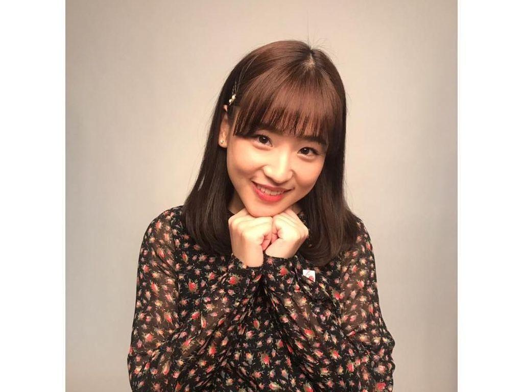 Haruka Nakagawa Rindu Jepang