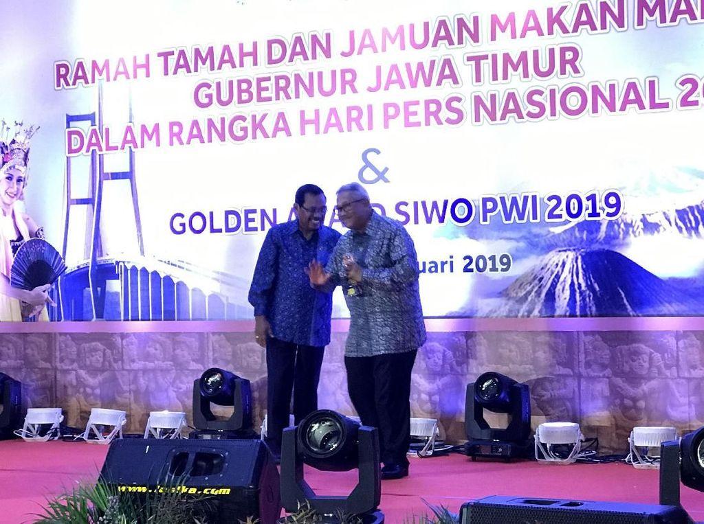 Penghargaan Darmabakti Olahraga di HPN 2019