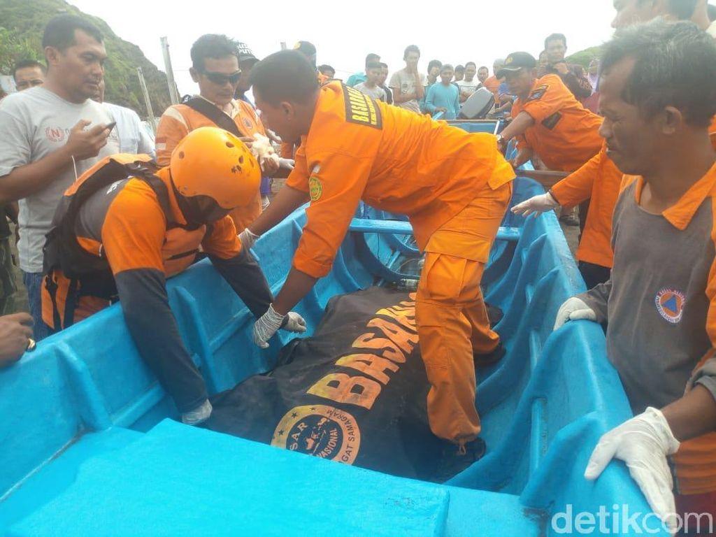 Guru Asal Jombang Korban Ombak Pantai di Jember Ditemukan Tewas