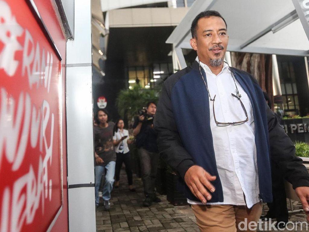 KPK Cecar Anggota DPR Rizki Sadig soal Proses Penganggaran DAK