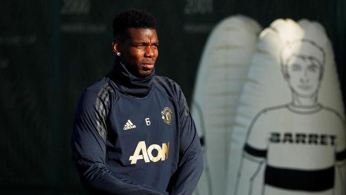 Paul Pogba tengah on fire, Manchester United tak takut (Jason Cairnduff/Reuters)