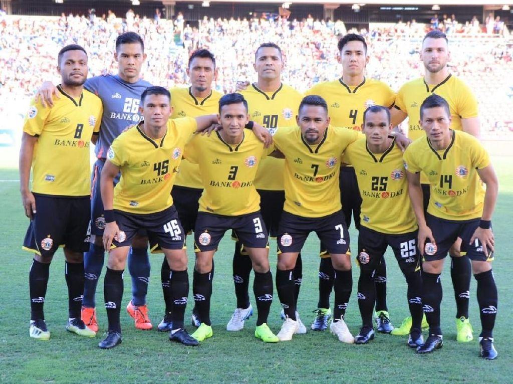 Persija Jalani Kualifikasi Liga Champions Asia dengan Setumpuk Masalah