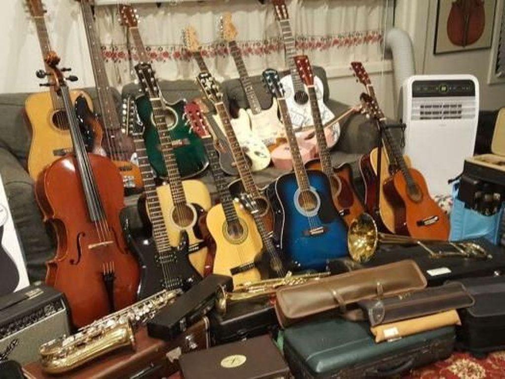 Musisi Indonesia di Australia Ade Ishs Komentari Soal RUU Permusikan