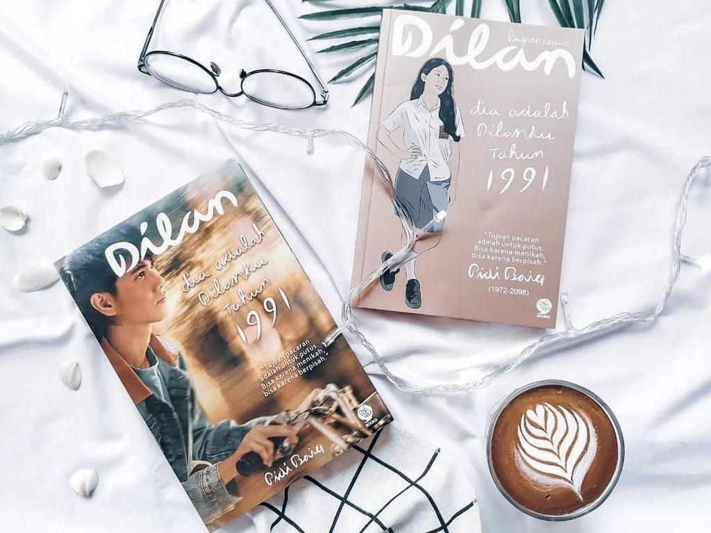 Edisi Spesial Novel Dilan 1991 Mulai Dijual 17 Februari