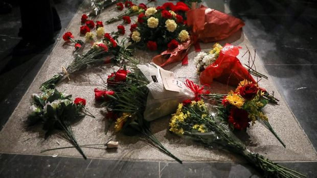 PM Spanyol akan Bongkar Makam Diktator Franco dari Valley of The Fallen