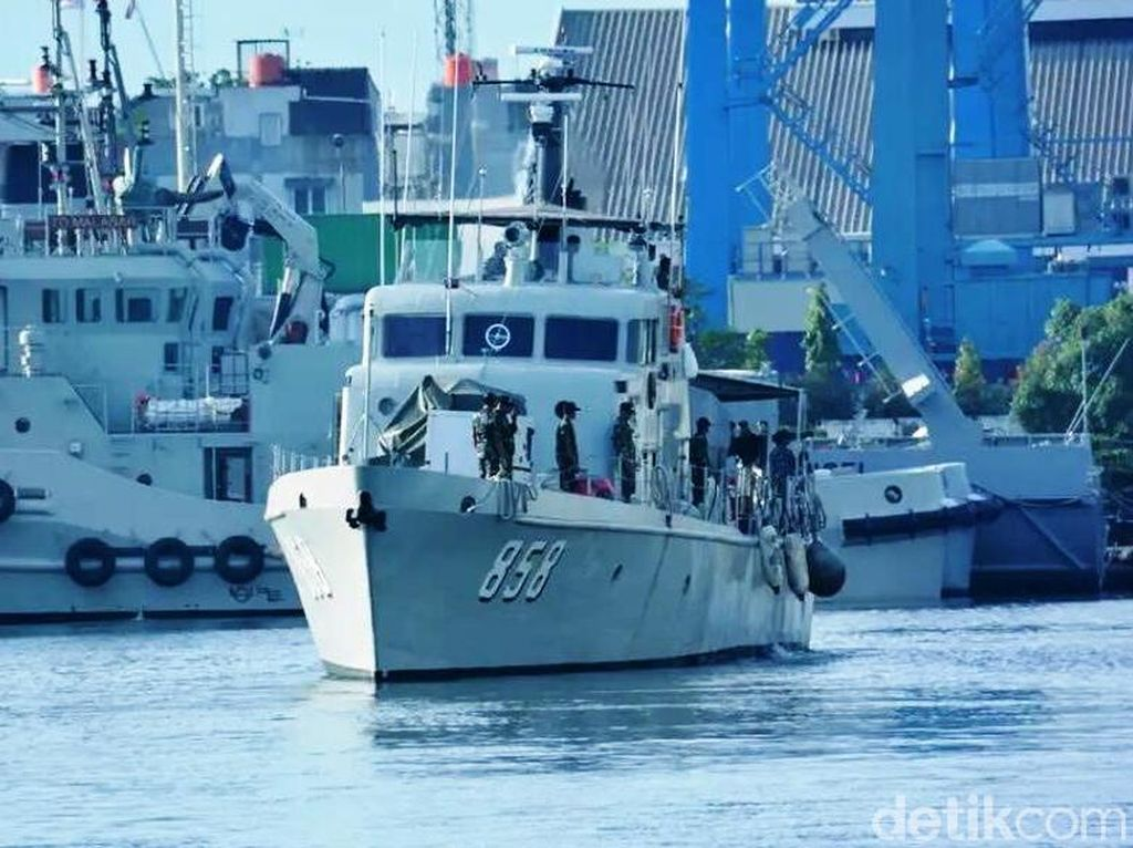 TNI AL Petakan 3 Titik Rawan Wilayah Indonesia, Mulai Natuna hingga Papua