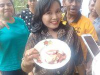 Geger Hati Ayam Bertuliskan Deretan Huruf-Angka di Gereja Kupang